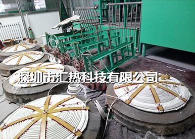 电磁加热蒸煮炒制设备